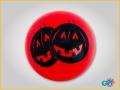 Bola Halloween Abóboras
