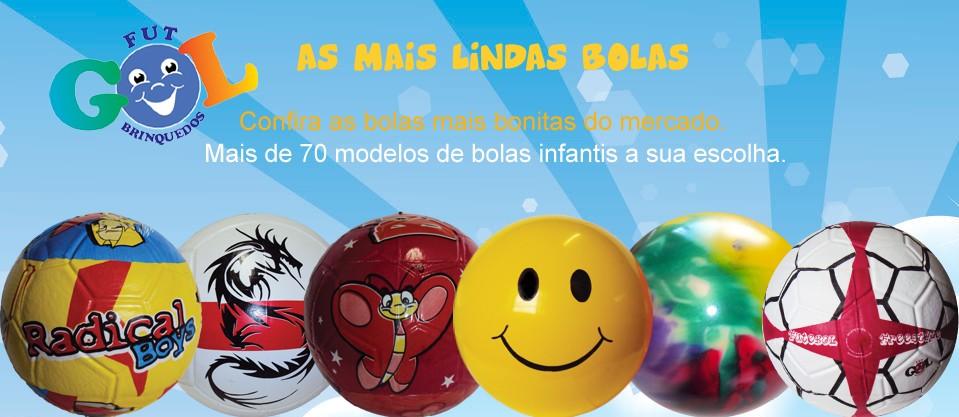 Bolas Infantis