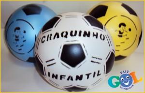 Bola Dente de Leite, o primeiro produto da FutGol.
